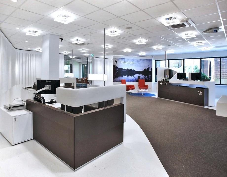Sự khác nhau trong phong cách thiết kế nội thất văn phòng đương đại và hiện đại