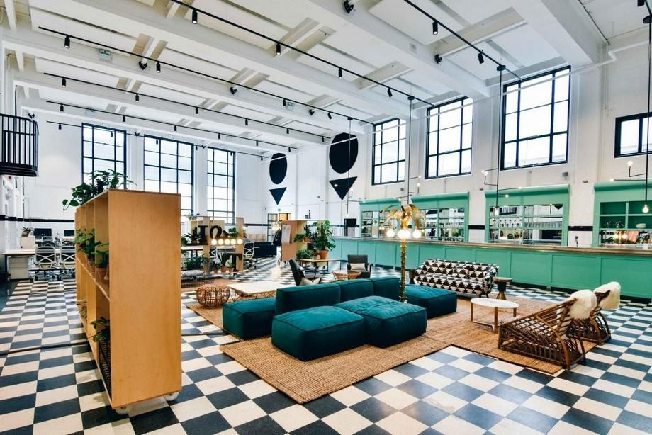 Thiết kế coworking space đẹp và phù hợp cho luật sư