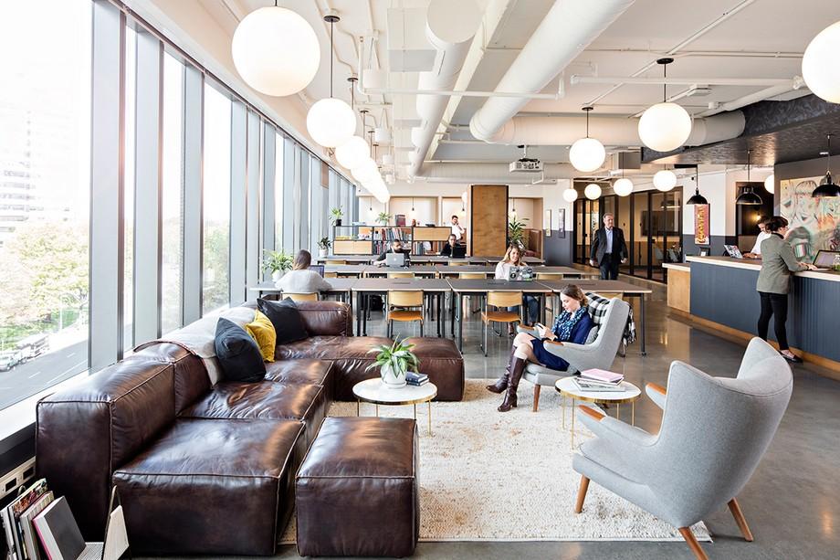 Đảm bảo khả năng kết nối internet tốt trong văn phòng coworking space