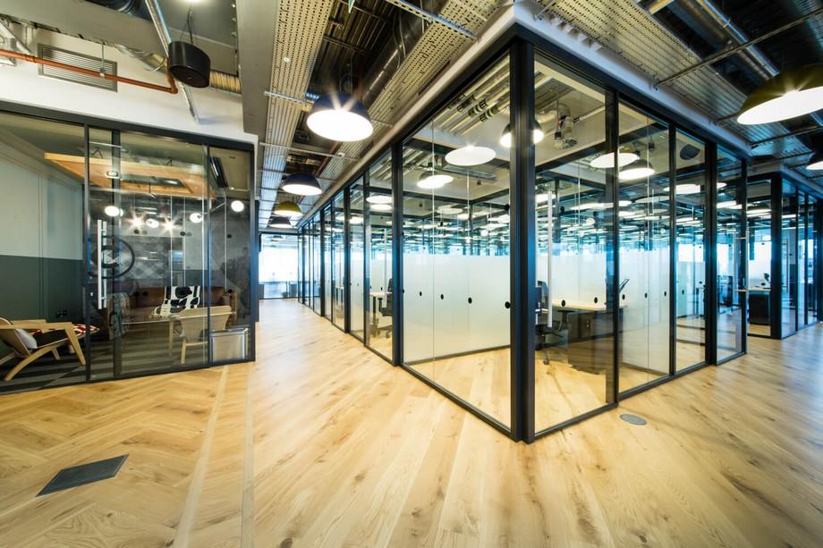 Sự riêng tư trong văn phòng coworking space