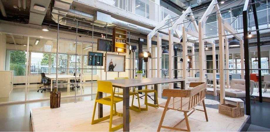Coworking Hotels - Một khái niệm mới nổi