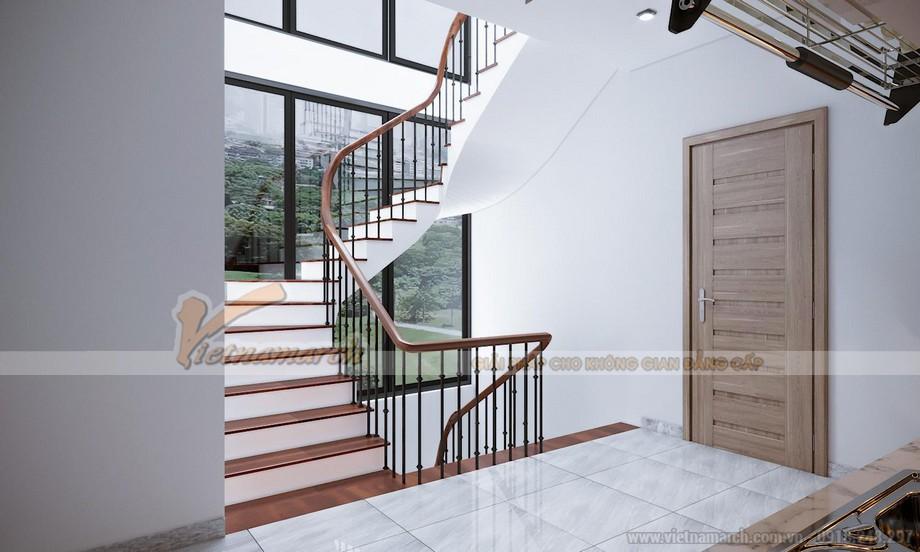 Thiết kế công trình phụ cho nhà phố 3 tầng 98m2