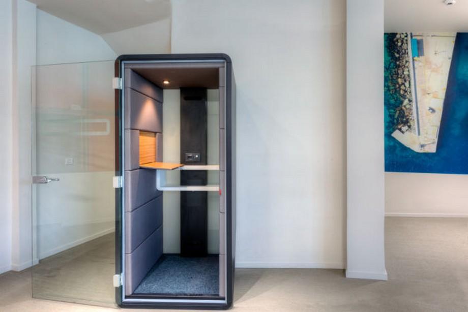 Thiết kế không gian riêng tư độc đáo