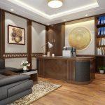 50+ mẫu thiết kế văn phòng giám đốc đúng tiêu chuẩn, hợp xu hướng mới
