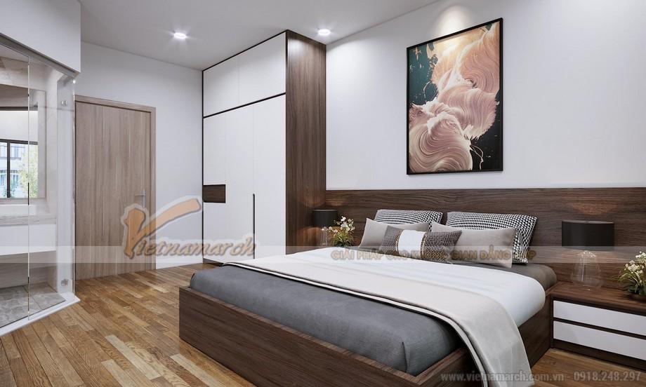 Thiết kế nội thất phòng ngủ, phối cảnh 3D tuyệt đẹp