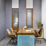 Khám phá mẫu thiết kế văn phòng trong nhà xưởng sản xuất hương vani có 1 không 2