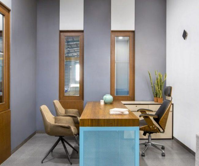 Thiết kế văn phòng kết hợp nhà máy