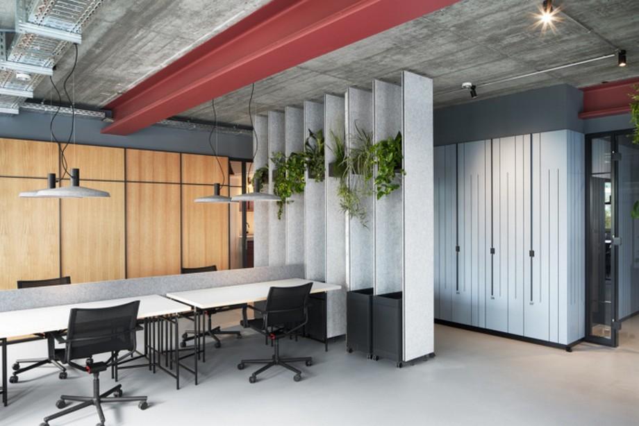 Thiết kế không gian văn phòng chia sẻ urban space chuyên nghiệp