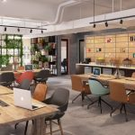 Công ty toàn nhân viên trẻ, nên thiết kế văn phòng truyền thống hay hiện đại?