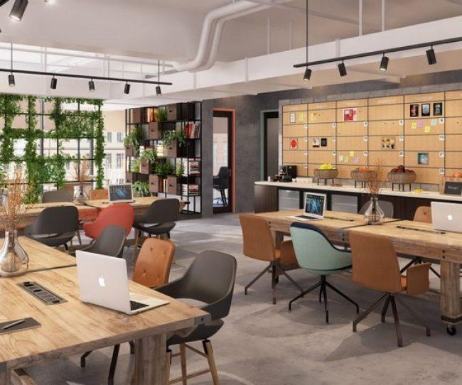 Nên thiết kế nội thất văn phòng theo phong cách nào khi doanh nghiệp toàn nhân viên trẻ?