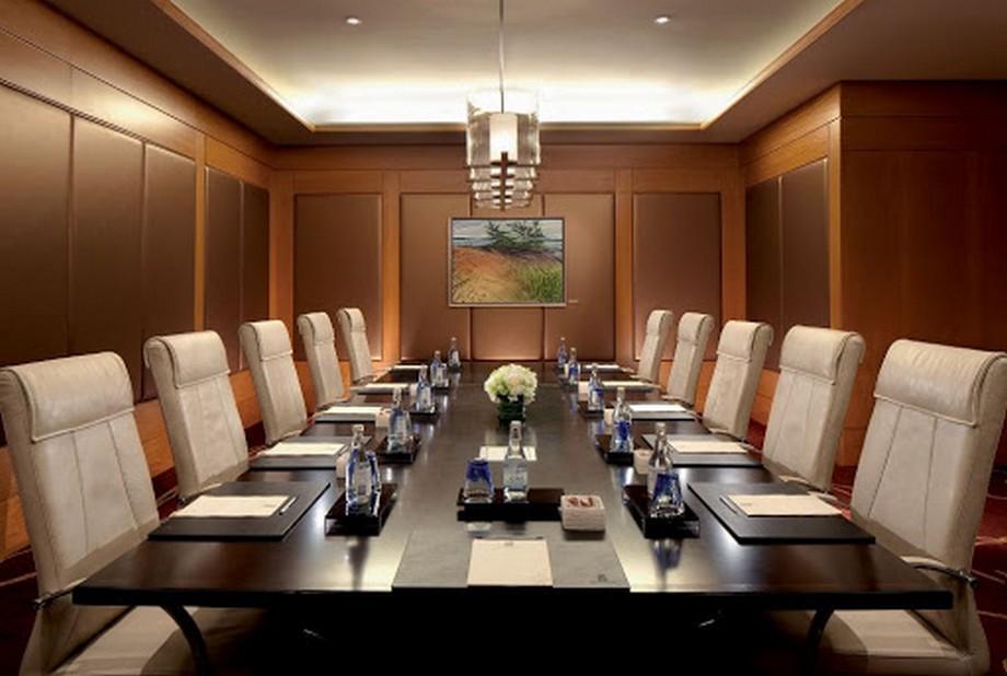 Tiêu chuẩn về diện tích phòng họp vừa