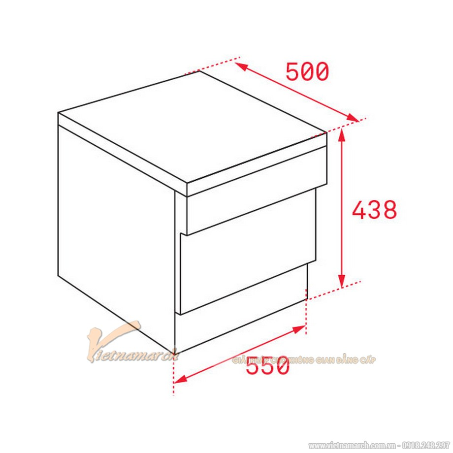 Kích thước máy rửa bát Teka LP2 140để bàn