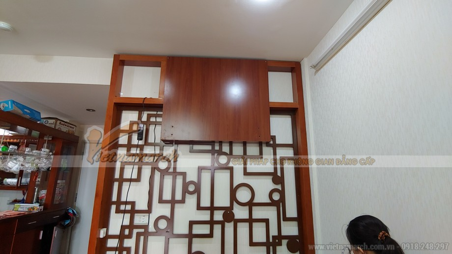 Cách hoá giải bàn thờ dựa vào tường nhà vệ sinh cho gia chủ tại chung cư Hemesco Xa La