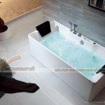 Kích thước bồn tắm thông dụng, tiêu chuẩn của một số hãng uy tín