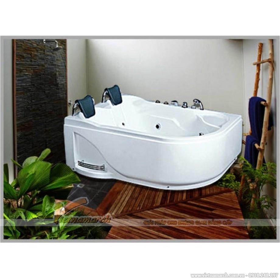 Bồn TắmĐôi Massage Govern JS 8330