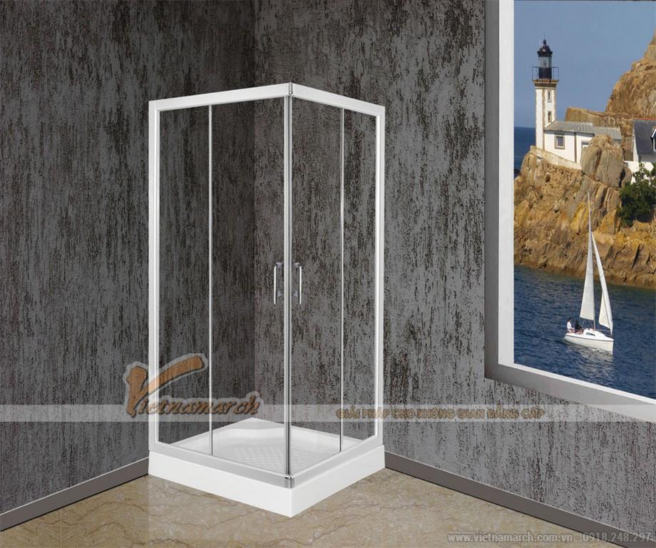 Bồn tắm đứng EUROCA SR-V900 hình vuông