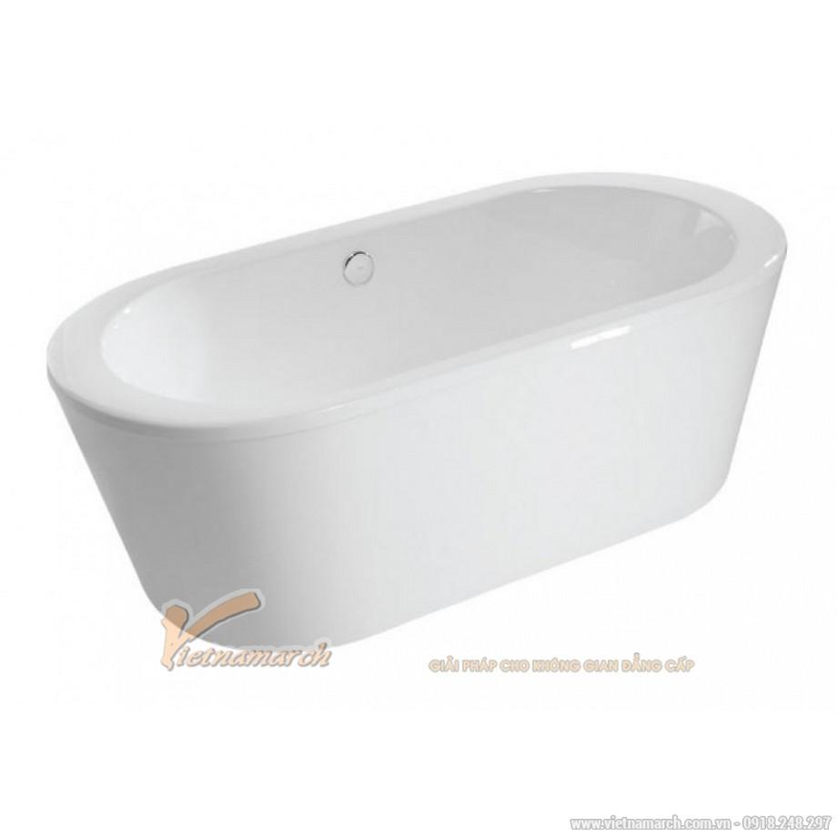 Bồn tắm Inax BF-1656V lập thể 1,6m