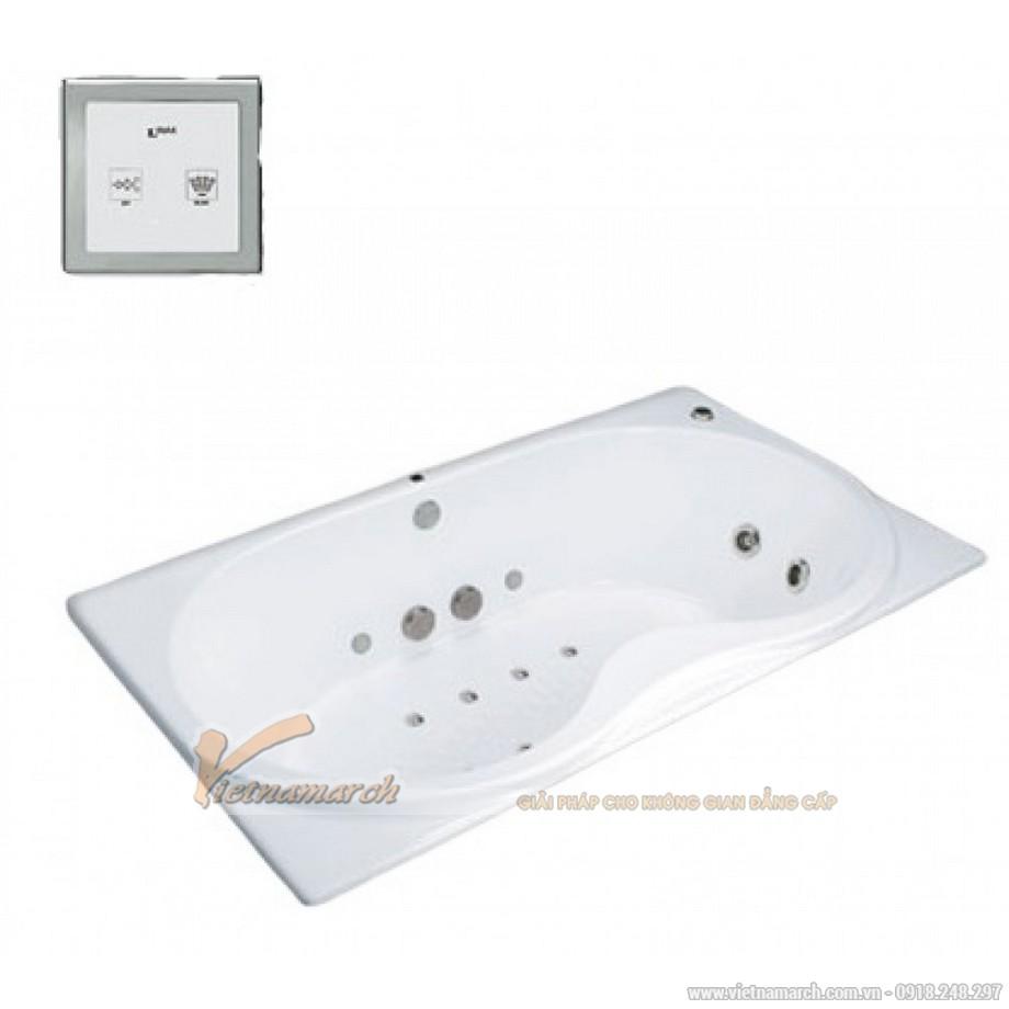 Bồn tắm Inax MSBV-1800N massage 1,8m