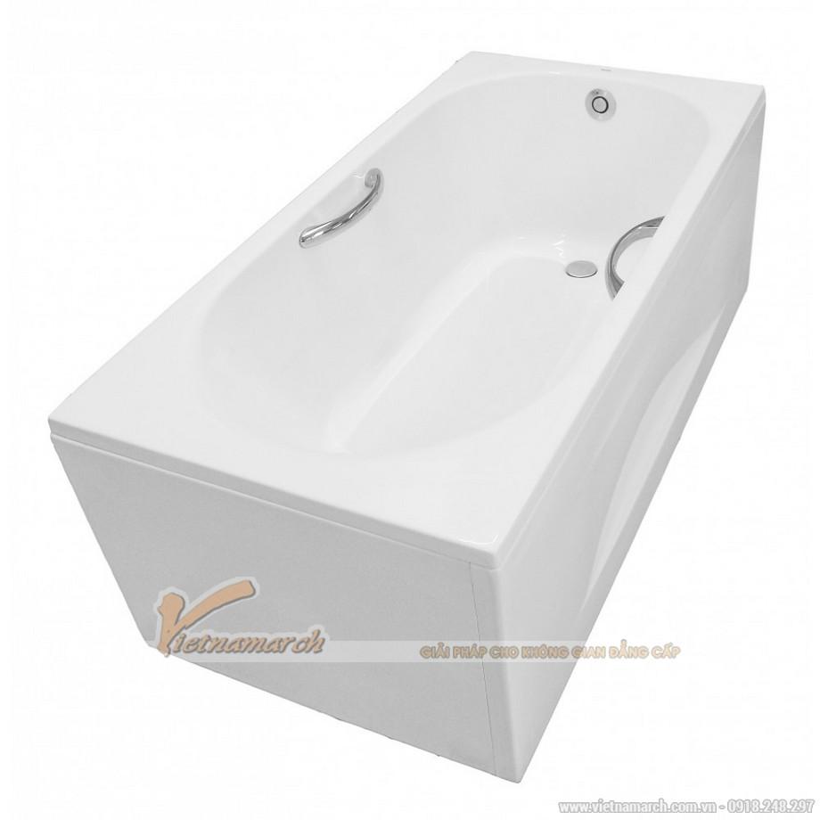 Bồn tắm TOTO PAY1715HVC/TBVF411 chân yếm 1m7