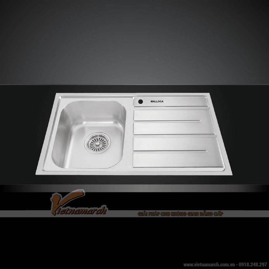 Chậu rửa đơn có bàn Malloca MS-1017-NEW