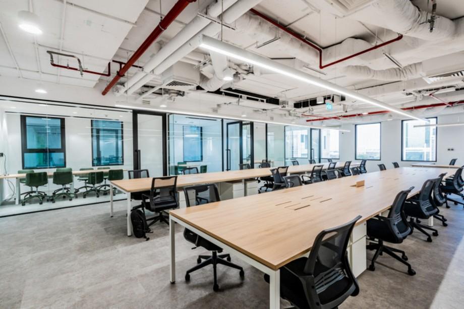 Dự án thiết kế văn phòng Dentsu Aegis - Thành phố Hồ Chí Minh