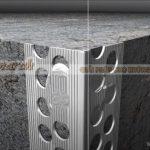 Phương pháp ốp nẹp góc cho tường phẳng đẹp