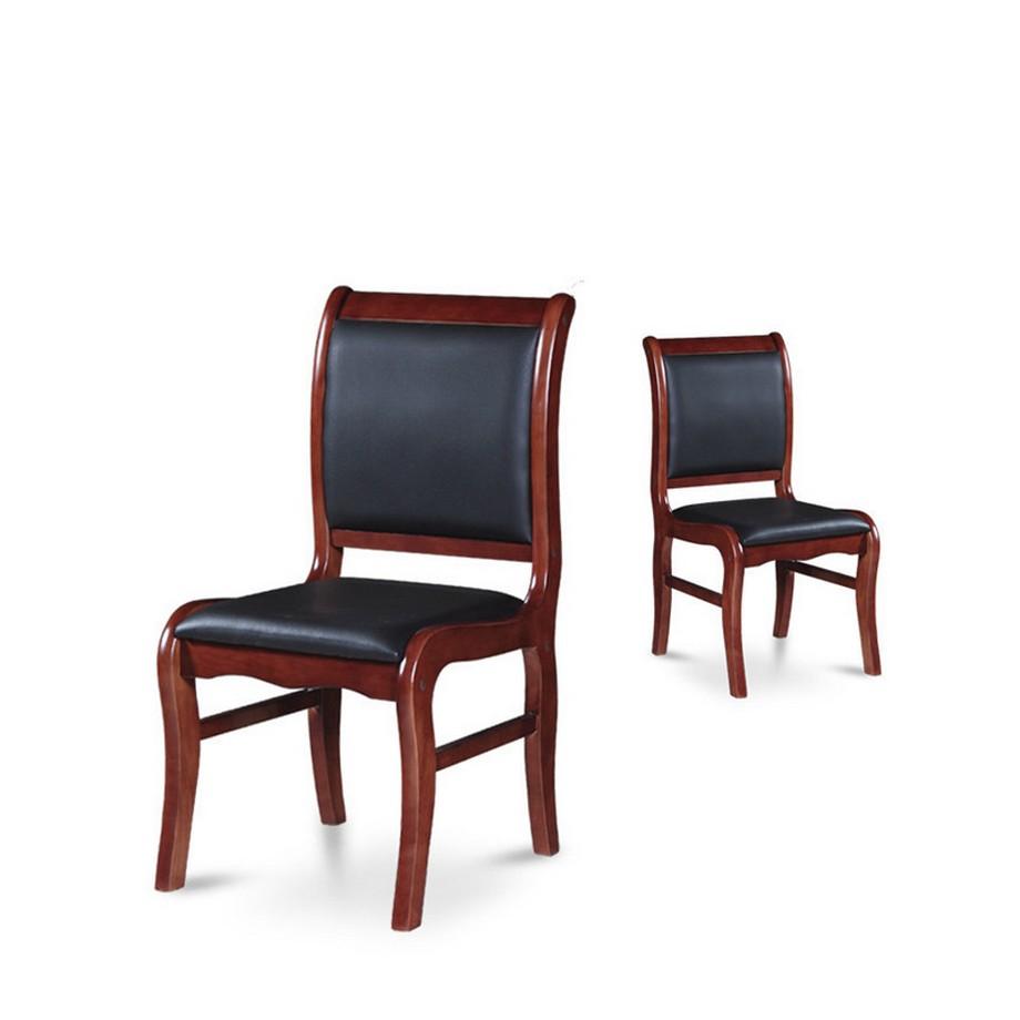 Mẫu ghế phòng họp bằng gỗ