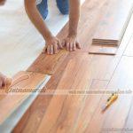 Hướng dẫn cách lát sàn gỗ công nghiệp chuẩn từ A đến Z