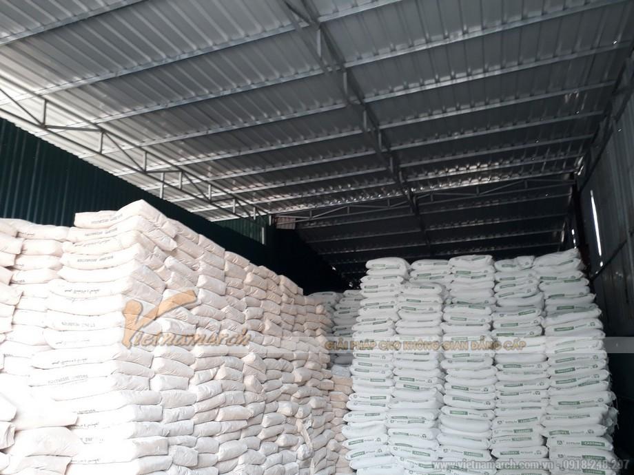 Tổng kho hàng bột thạch cao Vietnamarch