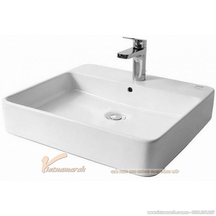 Lavabo TOTO LT950C đặt bàn