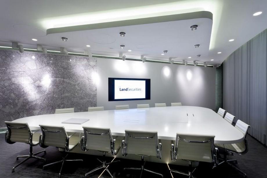 Phòng họp đẹp, sáng tạo