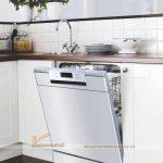 Một số mẫu và kích thước máy rửa bát thông dụng của các hãng nổi tiếng