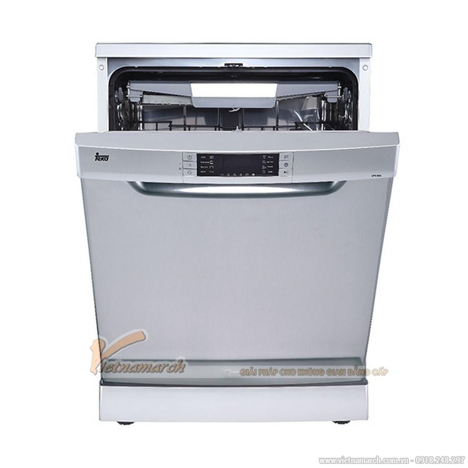 Máy rửa bát Teka LP9 850 INOX độc lập