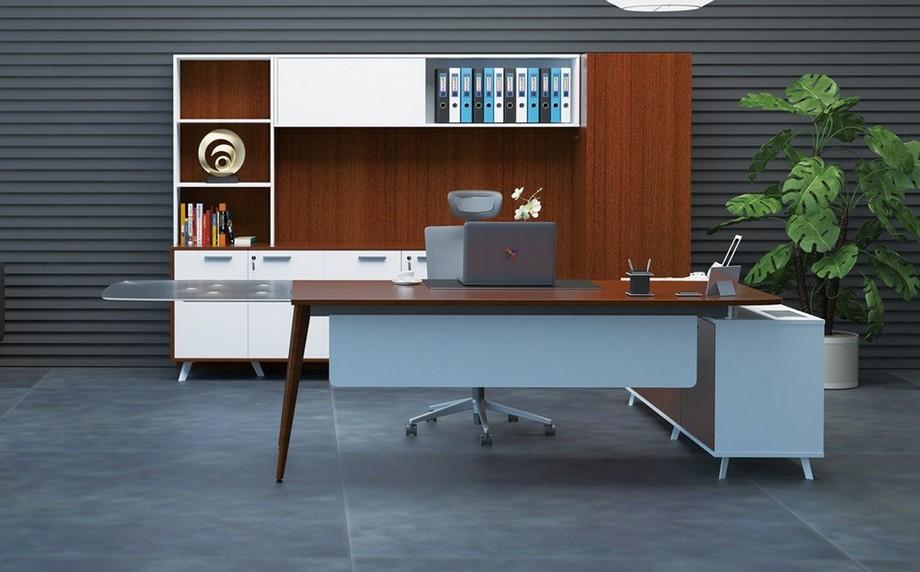 Thiết kế nội thất văn phòng giám đốc cần chú ý điều gì?