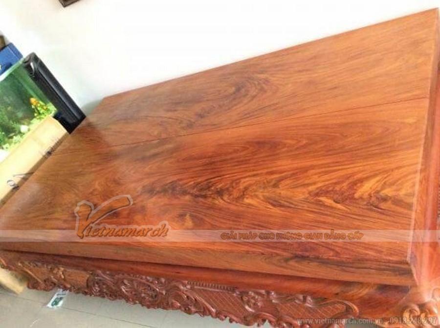 Phân biệt gỗ gõ đỏ và gỗ gụ