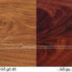 Phân biệt bàn thờ gỗ gõ đỏ và bàn thờ gỗ gụ