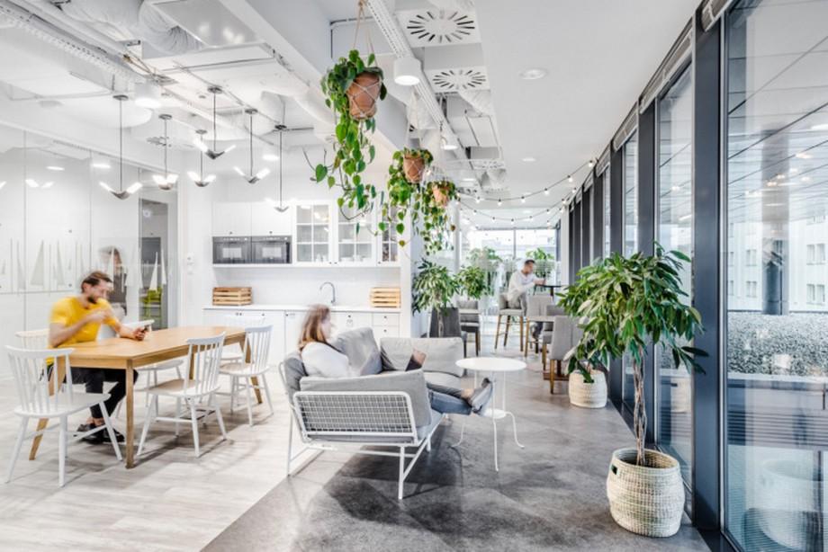 Phong cách thiết kế văn phòng Scandinavian