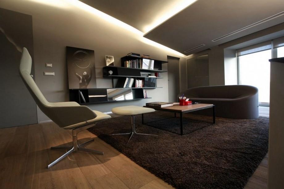 Phong cách thiết kế văn phòng đương đại