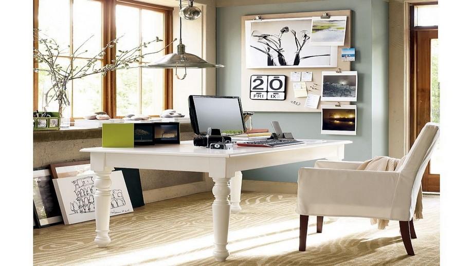 Phong cách thiết kế văn phòng vintage