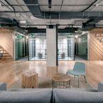 Coworking space This Way – thiết kế hướng đến sự tối giản