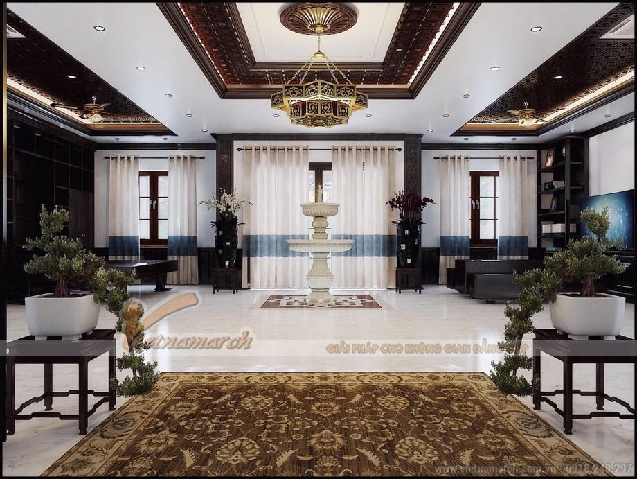 Nội thất phòng thờ đẹp, hiện đại