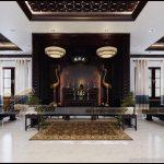 Siêu dự án: Thiết kế nội thất phòng thờ 200m2 tại Thanh Hóa với chi phí 1 tỷ đồng