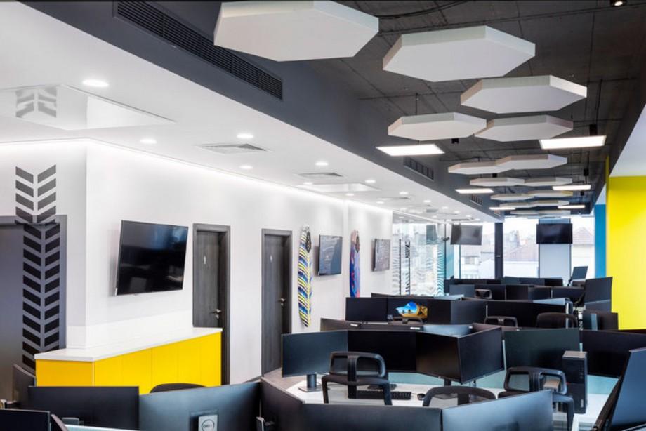 Thiết kế văn phòng công ty công nghệ SBTech