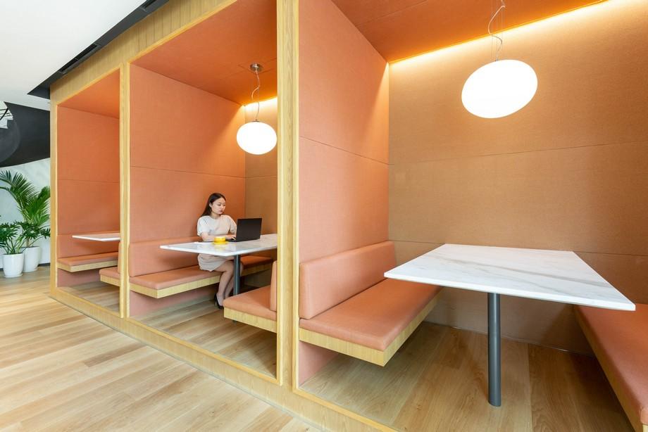 Thiết kế văn phòng coworking space Belvedere tại Hoàn Kiếm - Hà Nội