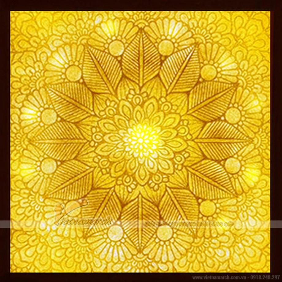 Tranh mạn đà la (Mandala) là gì?