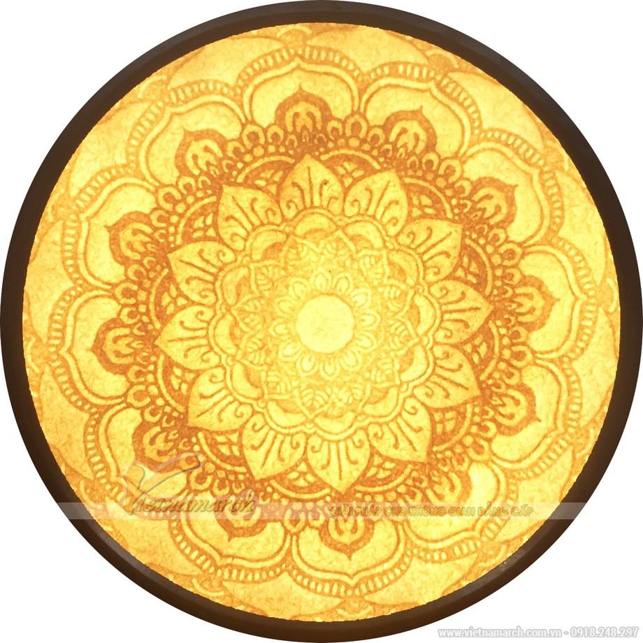 Ý nghĩa phong thủy của tranh mandala