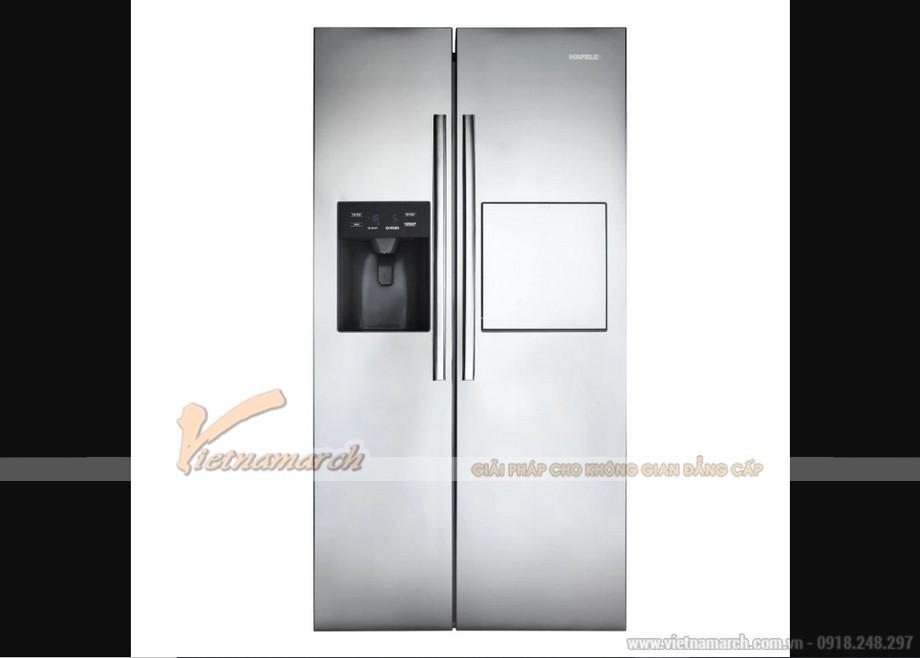 Tủ lạnh Hafele Side By Side HF-SBSIC 534.14.250, 675 lít