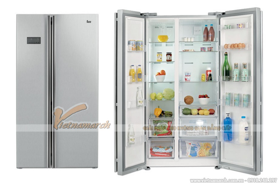 Tủ lạnh Side By Side Teka NFE3 620X 640 lít
