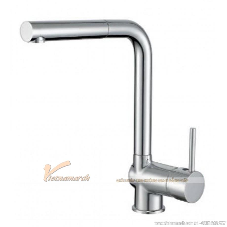 Vòi rửa bát Hafele HT-C280 570.51.280 nóng lạnh