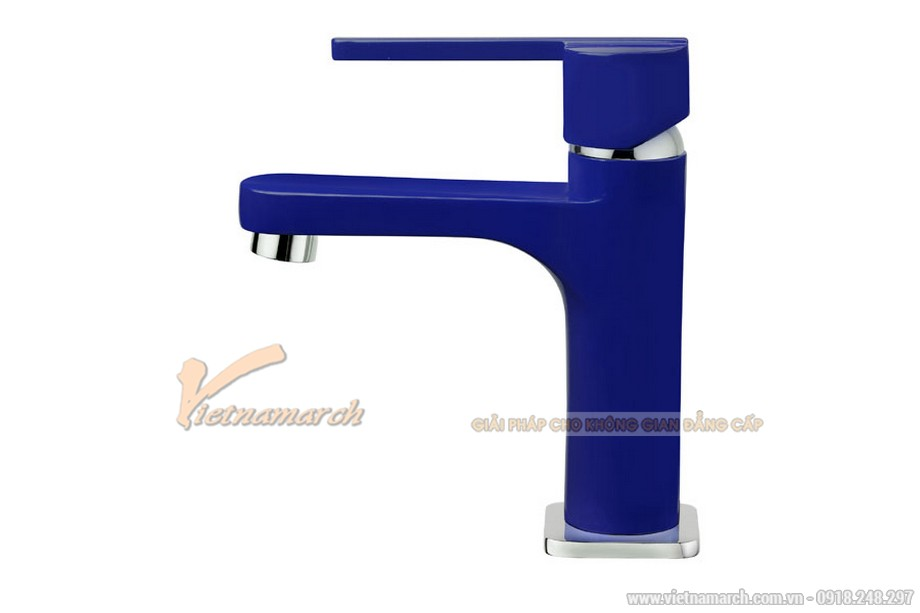 Vòi rửa mặt Teka Aura Blue